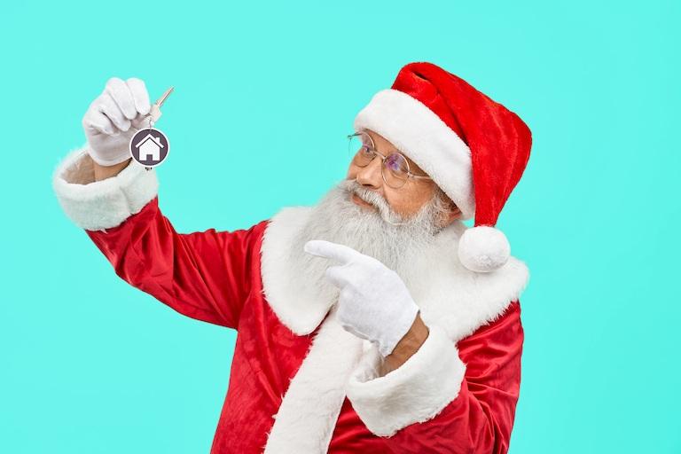 La importancia de la seguridad en casa en Navidad