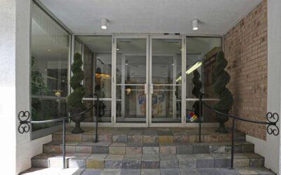 Cerraduras de seguridad para portales y comunidades de vecinos